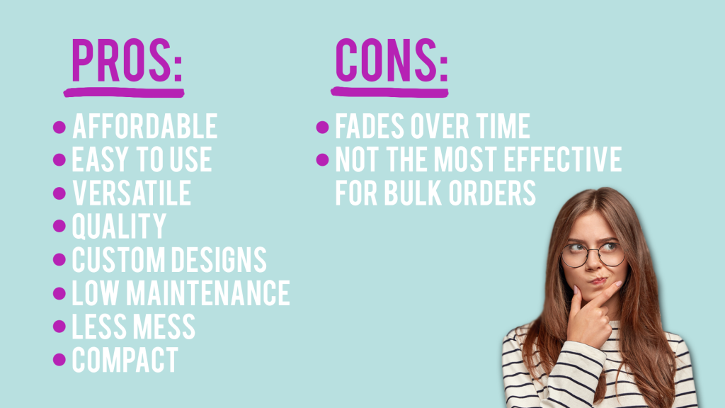 Heat transfer pros and cons