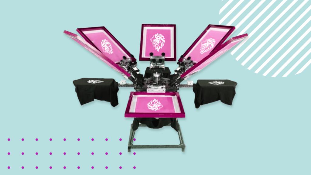 Screen Printing 1
