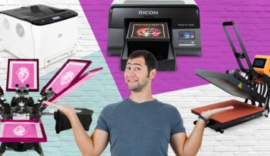 Printing Method Comparison