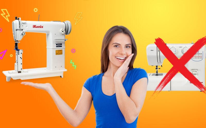 Sewing machine blog