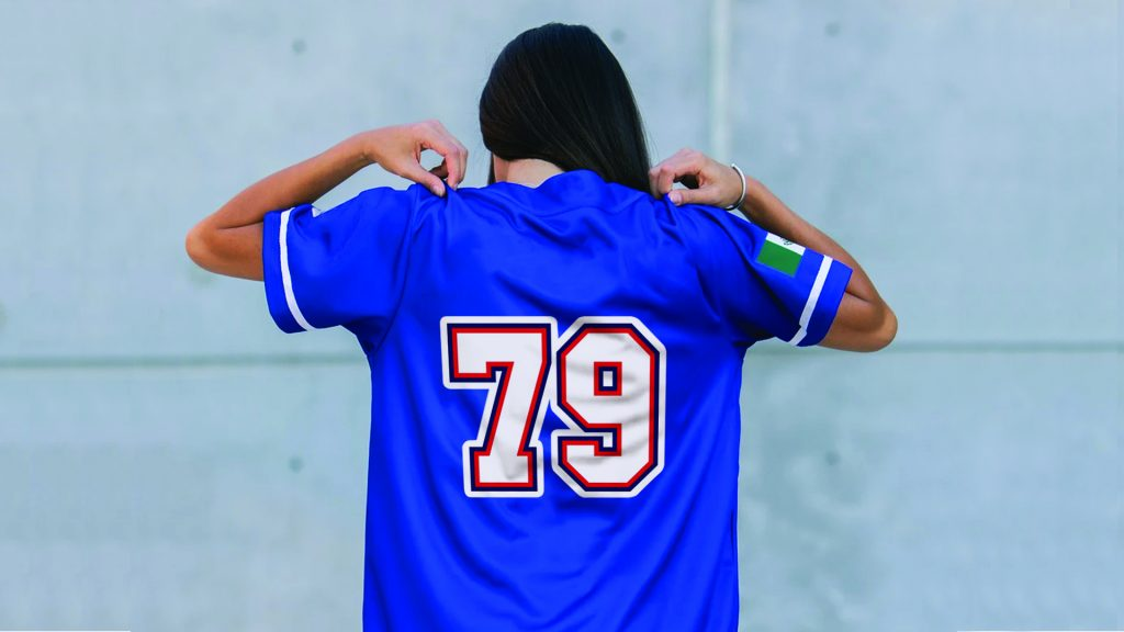 Custom Sport jersey