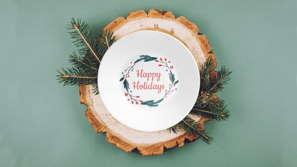 Holiday Plate Sets