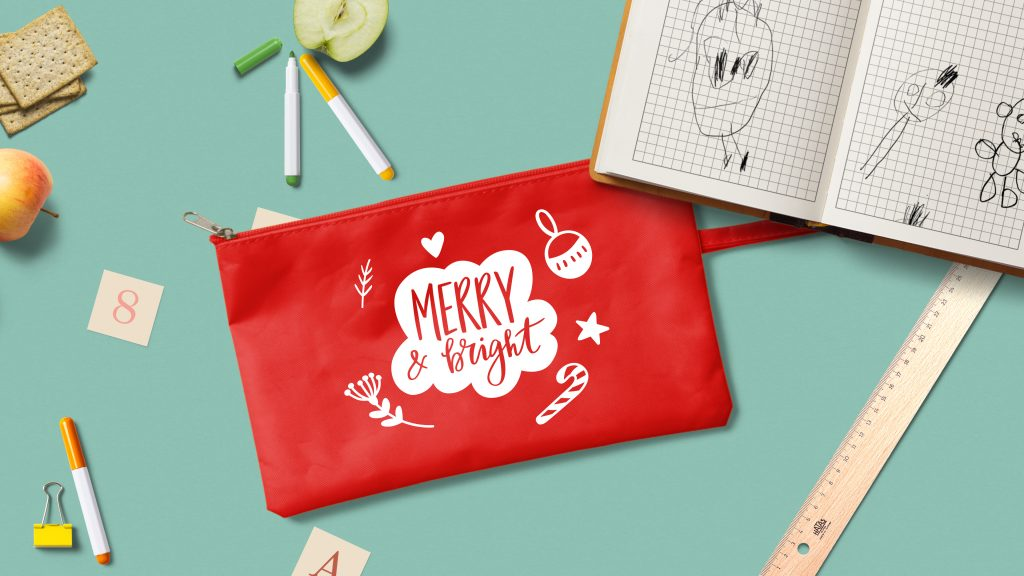 Holiday pouch